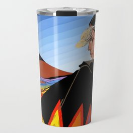 Shawl Dancer Travel Mug