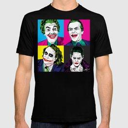 Pop Quad: The Joker T-shirt