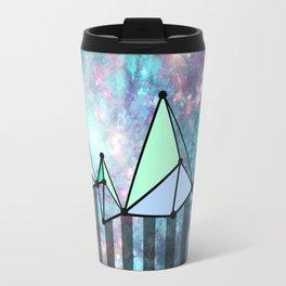 intergalactic mountains (collab) Travel Mug