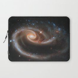 Galactic Rose Laptop Sleeve