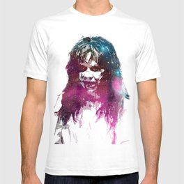 Galaxy Linda Blair Regan MacNeil The Exorcist T-shirt