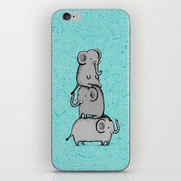 Elephant Totem iPhone Skin