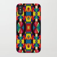 introvert iPhone & iPod Cases featuring Introvert/Extrovert by Art by Andrew Smith