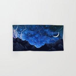 Moonlit Awakening Hand & Bath Towel