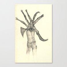 Unplanned Canvas Print