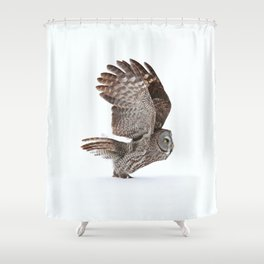 Proceed to runway for take off Shower Curtain