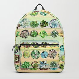 Succulents,Desert vibes Backpack