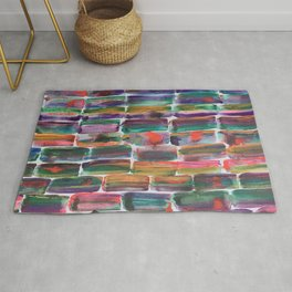 Rainbow Earth, Sugarcane Rug