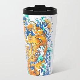 Selfie-ish Fishtail-ish Travel Mug