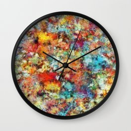 Simmer Wall Clock