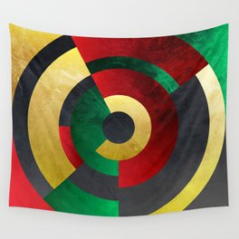 The Eye of Rasta Wall Tapestry