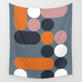 Domino 06 Wall Tapestry