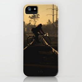 A place beyond time iPhone Case