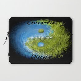 Concordia Discors II Laptop Sleeve