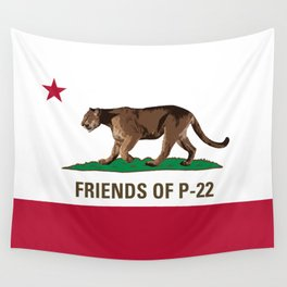 Friends of P-22 Wall Tapestry