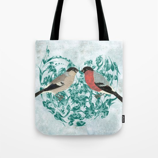 Finding your mate Tote Bag
