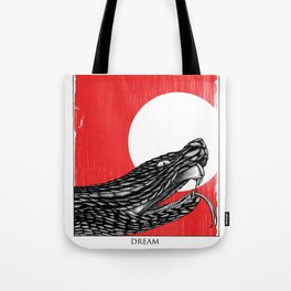 Viper Dream Tote Bag