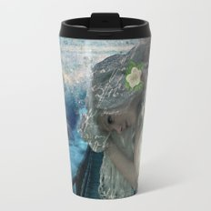 Aliyah -'she heard the call to ascend the Mt and she knew the time was now' Travel Mug