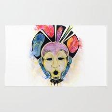 Veto's Mask Rug