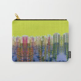 Fragmented Worlds I Carry-All Pouch