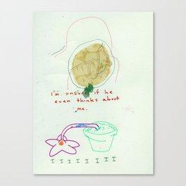IIIIIIII, Canvas Print