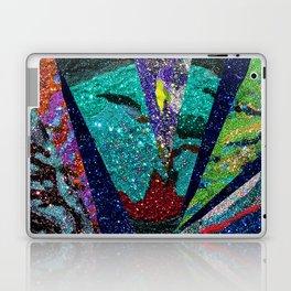 Peacock Mermaid Battlestar Galactica Abstract Laptop & iPad Skin