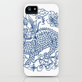 Chinese Kylin iPhone Case