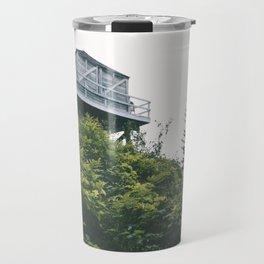Oregon Fire Lookout Travel Mug