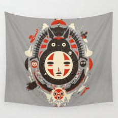 A New Wind Wall Tapestry