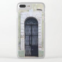The Doors of Merida XVIII Clear iPhone Case