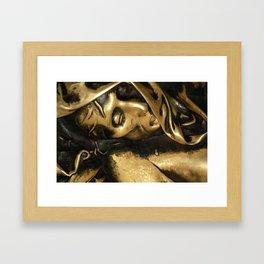 Brussels V Framed Art Print
