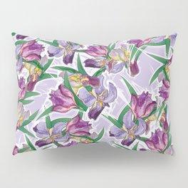 the iris Pillow Sham