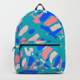 Coral Reef Sunlight Dream Backpack