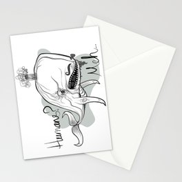 Meh... Stationery Cards