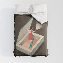 Inquiring Comforters