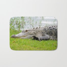 Gator High Five Bath Mat