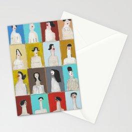 Treinta y Seis Mujeres Stationery Cards
