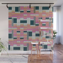 pattern modernist Wall Mural
