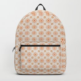 Seamless tile pattern Backpack