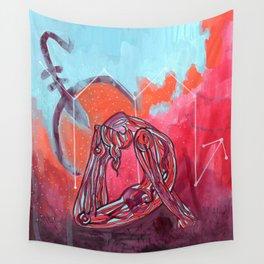 Scorpio | Yoga Art Wall Tapestry
