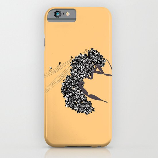 Seeds and the wasp iPhone & iPod Case