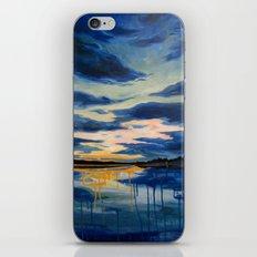 Campfire  iPhone & iPod Skin