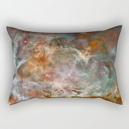 Star Birth and Death Hubble Telescope Photo Rectangular Pillow