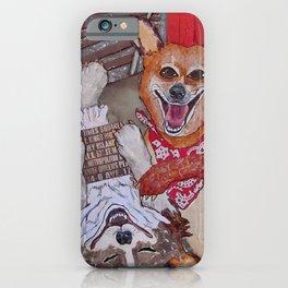 Choose Happy iPhone Case