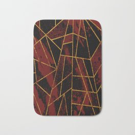 Abstract #940 Bath Mat