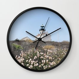 Old Point Loma Lighthouse - III Wall Clock