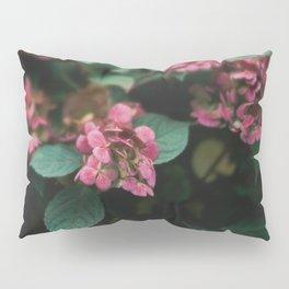 Hydrangeas in the Garden Pillow Sham
