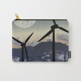Turbine Tranquility Carry-All Pouch