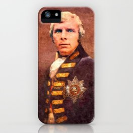 Bobby Moore OBE iPhone Case