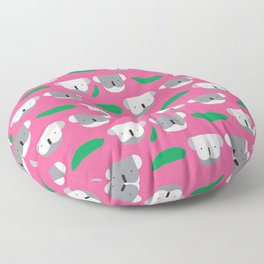 Kooky Koalas II Floor Pillow